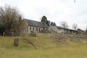 Zweiersdal achter huis van Lingen 2015