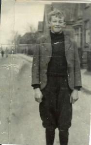 Chris van Roekel 1945