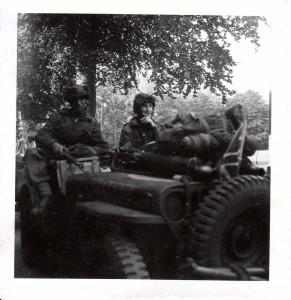Engelse para's in Oosterbeek sept 1944