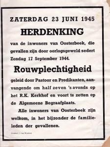 Herdenking 23juni1945OorlogsgeweldObeek013