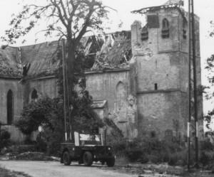 Jeep Benedendorpsweg 1945