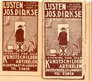 EmbleemKunsthandel voor en na 1944