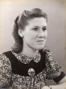 Lily Obbink 1944