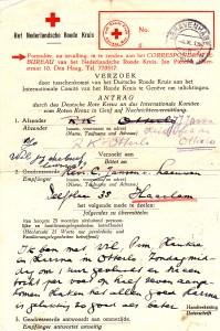 Brief aankomst Otterlo 24.9.1944 (1)