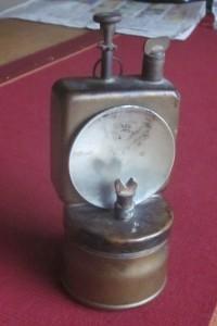 Carbidlamp