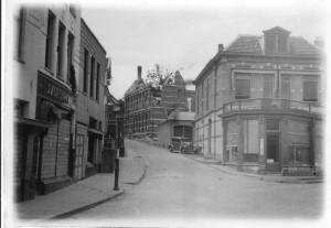Hoek Annastraat-Weverstraat