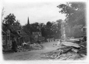 Weverstraat-Utrechtseweg 1944