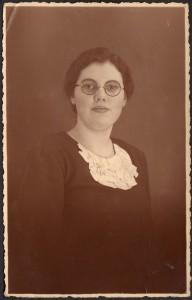 Heintje Roelofsen-van Viegen 1944