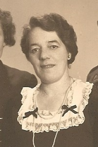 Mw. Alie van der Burg