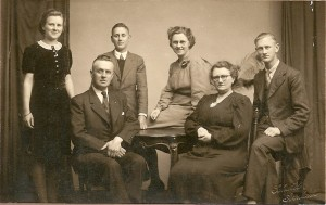 Familie Heero metMia en Heero
