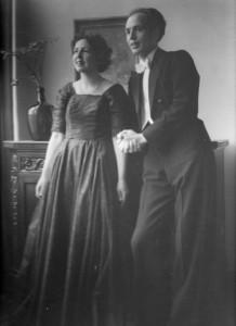 Pianoduo Daan Droogleever en Rhoda Droogleever-Munninghoff