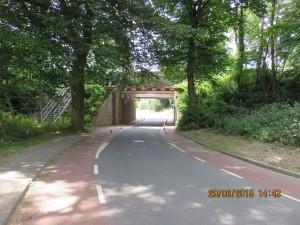 Spoorbrug Oosterbeek Arnhem 2015