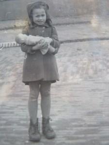 Ina Vette in 1944