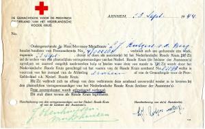 Roode Kruisbewijs