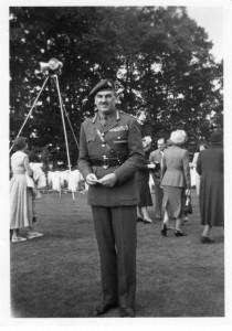 Gen. Urquhart Herdenking Airborne Kerkhof