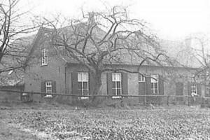Boerderij Herikhuizen 1960
