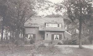 Ouderlijk huis Piet Davidse 1944