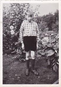 Piet Davidse medio 1943-1944