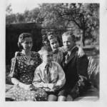 Bewoners Politiebureau Oosterbeek 1944