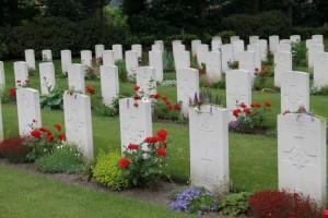 Airborne kerkhof Oosterbeek